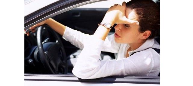 ¿Sabías que el estrés al conducir también provoca accidentes de tránsito?